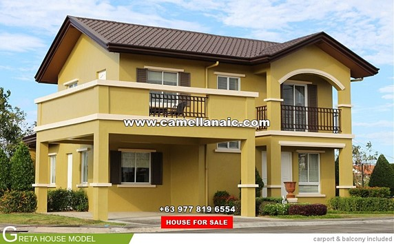 Camella Naic House and Lot for Sale in Naic Philippines