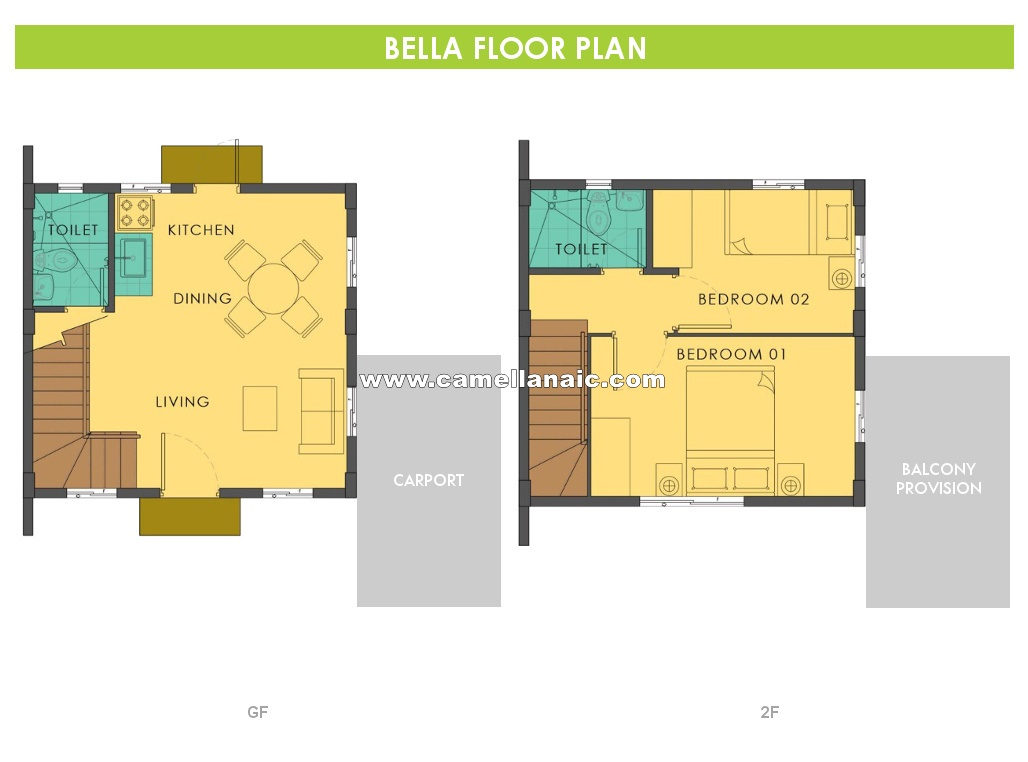 Bella  House for Sale in Naic Cavite
