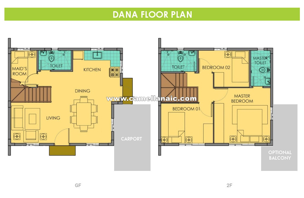 Dana  House for Sale in Naic Cavite