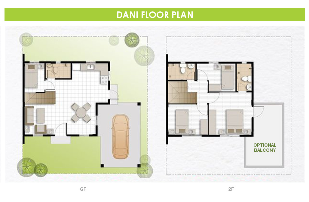 Dani  House for Sale in Naic Cavite