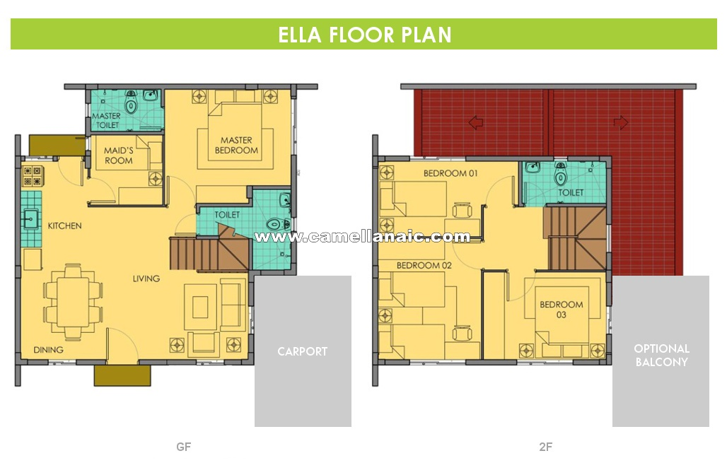 Ella  House for Sale in Naic Cavite