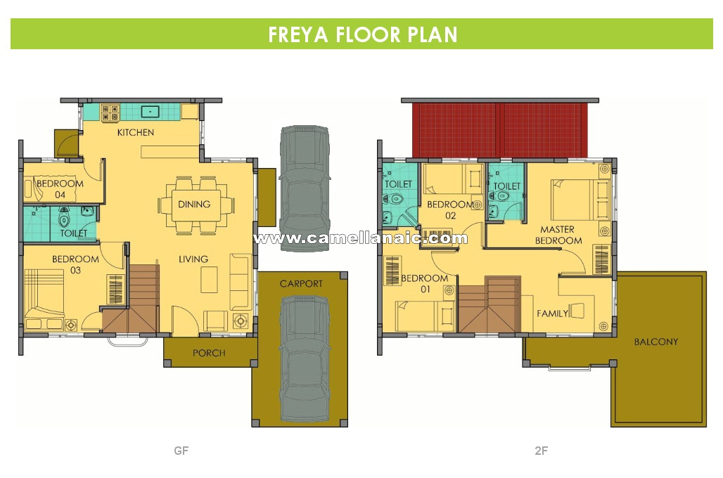 Freya  House for Sale in Naic Cavite