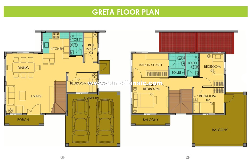 Greta  House for Sale in Naic Cavite