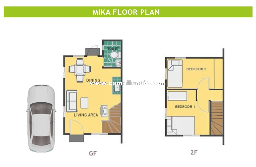 Mika  House for Sale in Naic Cavite