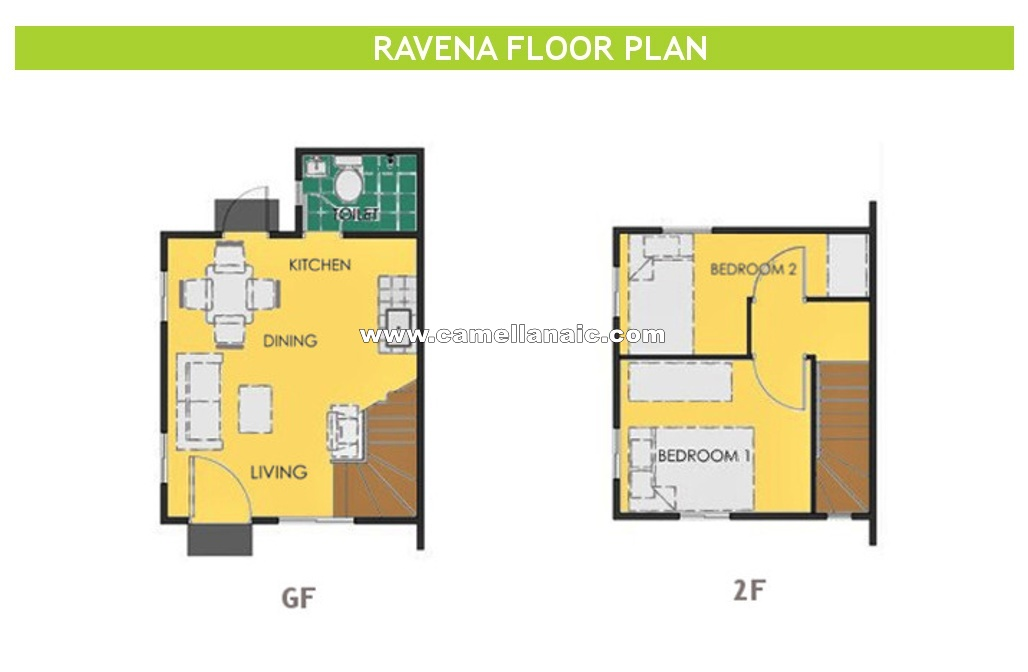 Ravena  House for Sale in Naic Cavite