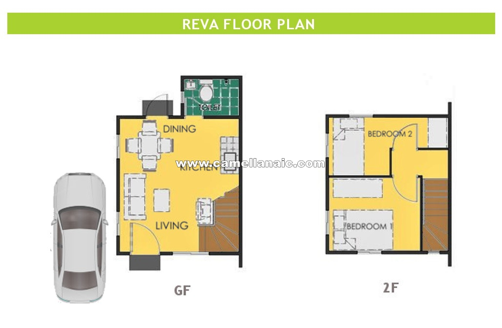 Reva  House for Sale in Naic Cavite