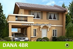 Dana House and Lot for Sale in Naic Cavite Philippines
