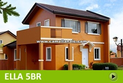Ella House and Lot for Sale in Naic Cavite Philippines