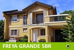 Freya House and Lot for Sale in Naic Cavite Philippines