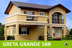 Greta House and Lot for Sale in Naic Cavite Philippines